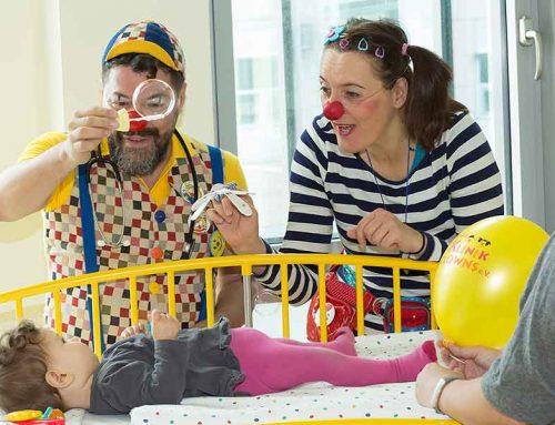Mit dem Circus Comicus feiern und Gutes tun!